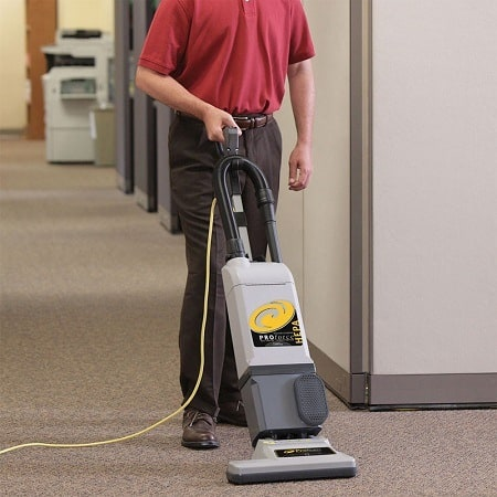 Renting a HPA Vacuum Cleaner