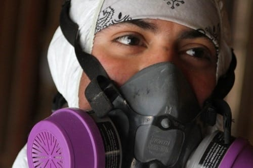 Mold Fighting Gear Mask