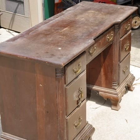 Old Furniture Send for testing for mold