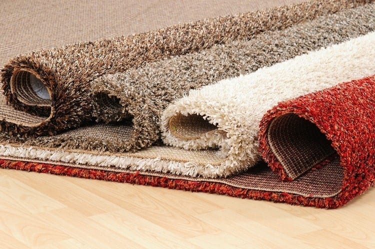 Avoid Carpets