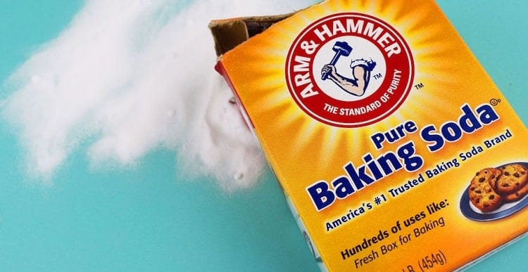 Baking Soda Cleaning Agent