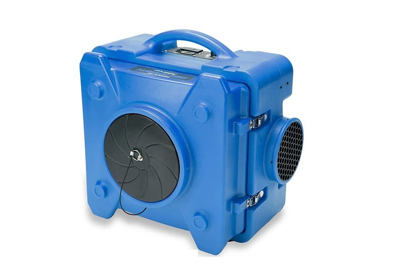 BlueDri BD-AS-550-BL Air Scrubber