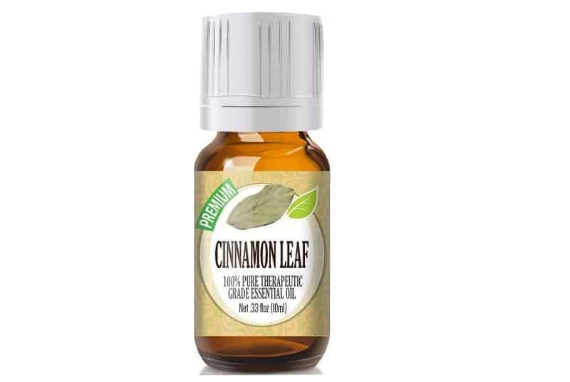 Healing Solutions Cinnamon Leaf Essential Oil