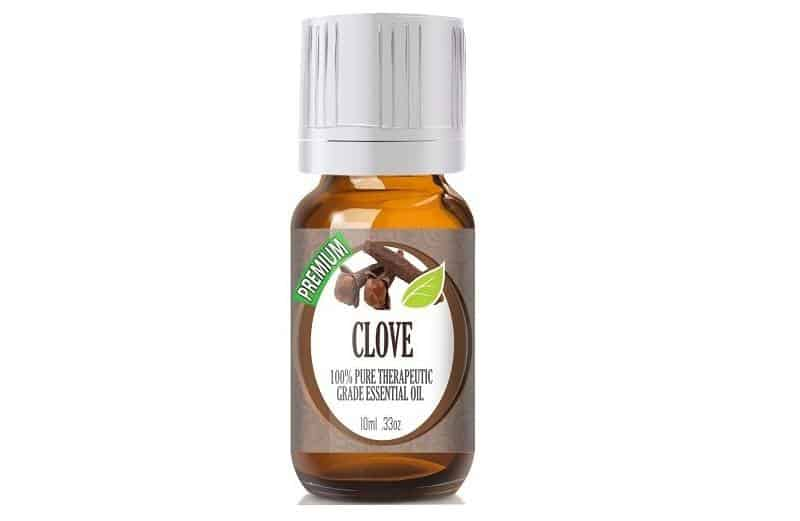 Healing Solutions Clove Essential Oil