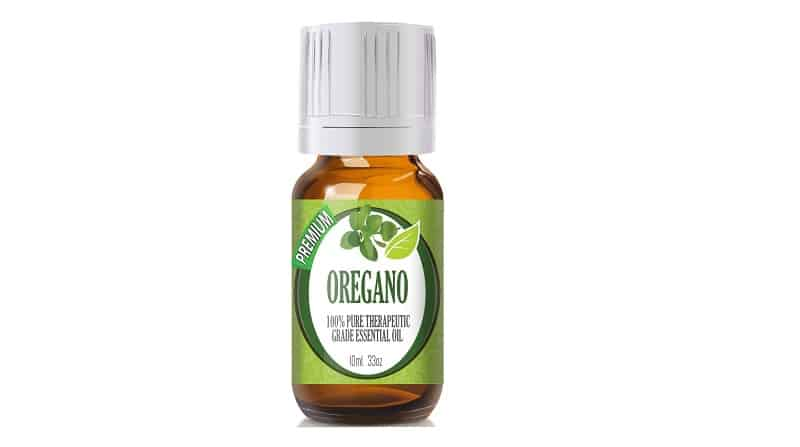 Healing Solutions Oregano Essential Oil