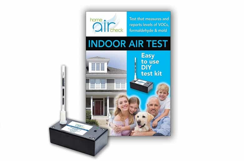 Home Air Check Air Quality Monitor