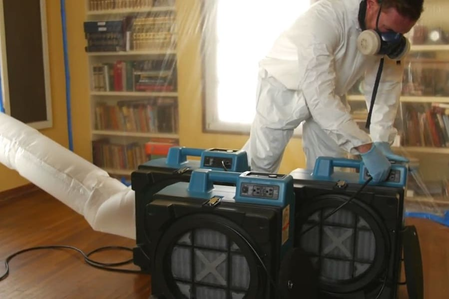 Best Commercial Air Scrubbers To Remove Mold Spores And Pollutants In Your Home
