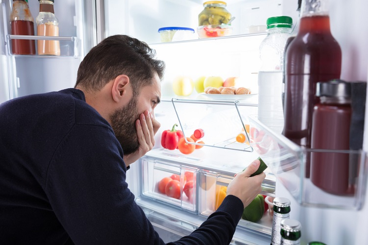 How to Kill the Mold Smell In Your Fridge