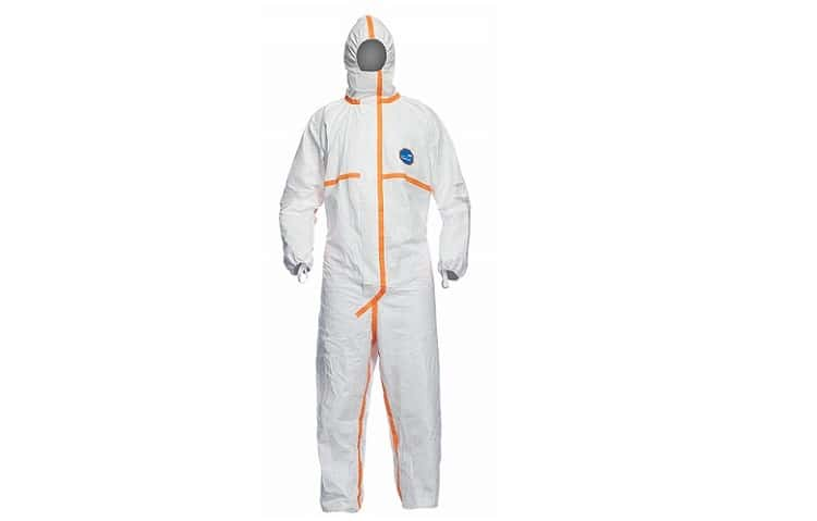 DuPont Tyvek 800J TJ198T Coverall Suit