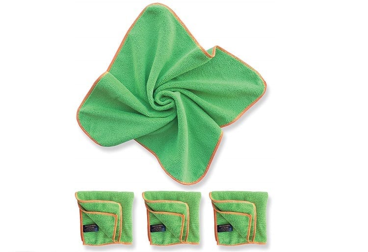 Microfiber Pros Cleaning Cloths