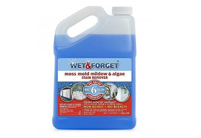 Wet and Forget 10587 Mold Stain Remover