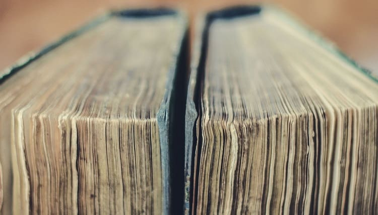 moldy old books