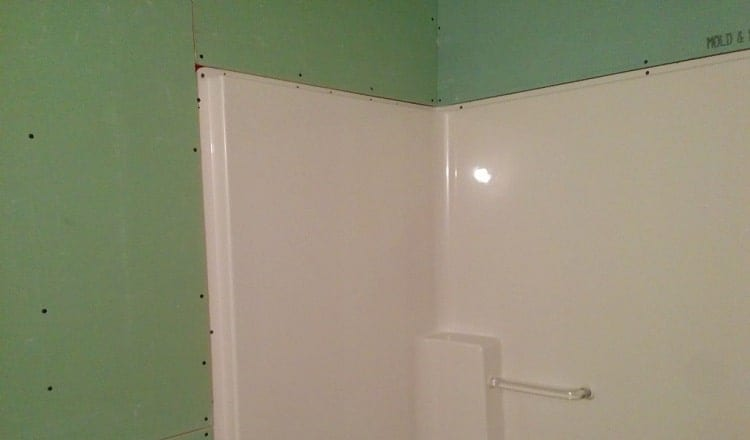 Can You Use Mold-Resistant Drywall In A Shower?