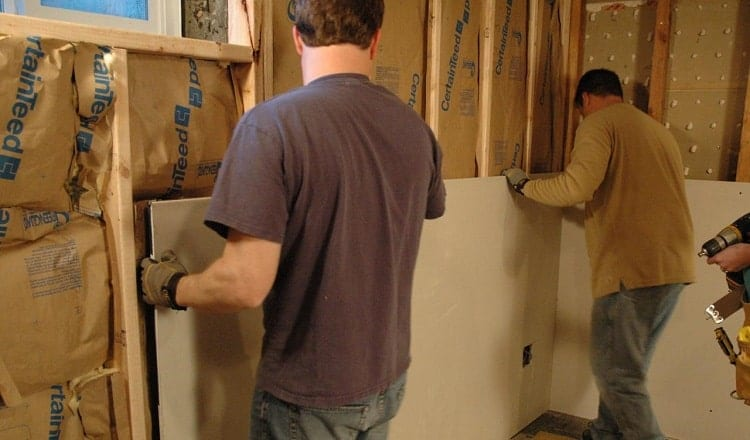 When And Where To Install Mold Resistant Drywall