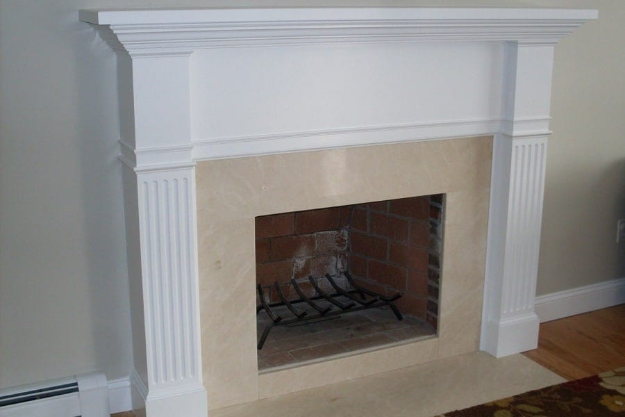 How To Get Rid Of Fireplace Mold