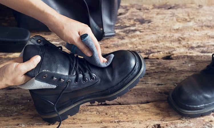 Get Rid of Mold on Leather Shoes
