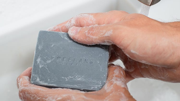 soap for mold removal